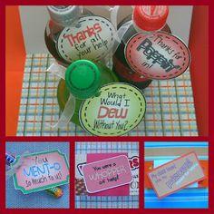 Gift idea - Mentos, Pieces, Whopper, sodas