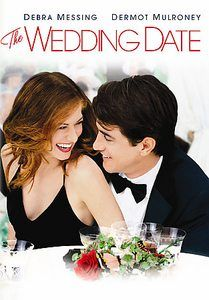 "The Wedding Date - I LOVE Debra Messing & this is one of my favorite ""curl up on the couch with a bowl of popcorn"" movies. It doesn't hurt that Dermot Mulroney co-stars. See Movie, Movie Tv, Movie Club, Movies Showing, Movies And Tv Shows, Dermot Mulroney, Bon Film, Wedding Movies, Wedding Film"