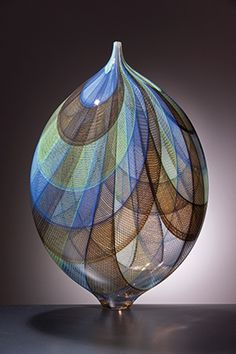Stunning piece by Lino Tagliabietra: Materials Science Melts into Art | MIT Technology Review