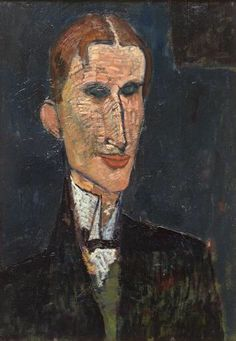 Viking Eggeling Amedeo Modigliani, 1916