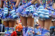 Oruro Carnaval - Bolivia  Morenada