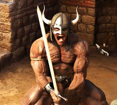 Upgrade conan the barbarian