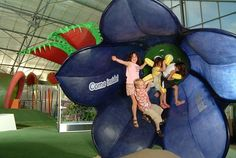 Kew Gardens Visitor Information: Visiting Kew Gardens With Children