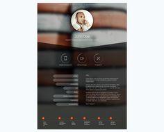 Web Design Group Board creative free printable resume templates