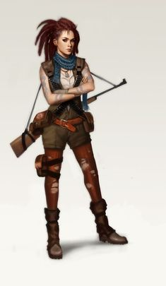 post apocalyptic female characters - Google Search