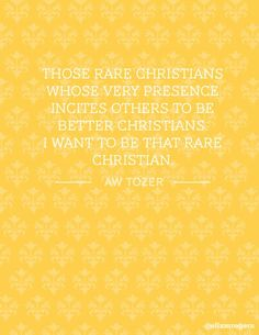 Those rare Christians whose very presence incites others to be better Christians. I want to be that rare Christians. Scripture Quotes, Faith Quotes, Me Quotes, Bible Verses, Scriptures, Cool Words, Wise Words, John Stott, Soli Deo Gloria