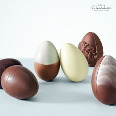 Our renowned Extra Thick Eggs are the jewels in our #Easter range – with luxuriously thick premium chocolate shells and exciting Easter #chocolates hiding inside. You'll find stunning milk, dark, white and alcohol-free selections available, so everyone can enjoy their tastiest Easter yet.