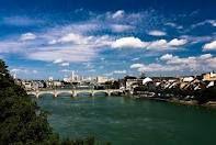 Basel, Switzerland...love that city!