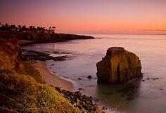 Sunset Cliffs, San Diego--- :)
