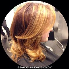 A stunning makeover by Robin! Robin gave her a touch up with Demi color & painted balayage highlights with sombre on the ends. A great layered cut & blowout with Bumble Repair Blowdry!  #salonheadcandy #makeovers #modernsalon #njhair #nofilter #btcpics #balayage #beautiful #bestoftheday #bumbleandbumble #colorist #colormelt #cherryhillnj