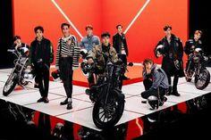 EXO's new album is amazing! Luhan, Park Chanyeol, Exo Kai, Jung Kook, K Pop, Bts Jimin, Tempo Music, Exo Group, Black Pink