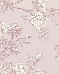 Tapet Cottage Toile Lilac från Ralph Lauren