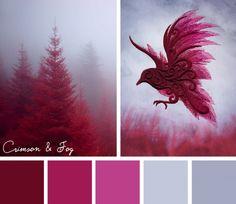 Color Inspirations – Crimson