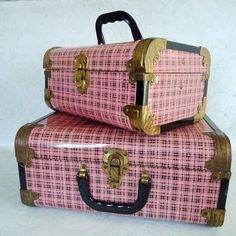 Best Vintage Train Case Products on Wanelo