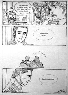#Loki - beautiful drawing