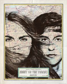 #PaperTowns Night on The Town Event is now playing at Regal! Get tickets & showtimes here: http://regmovi.es/1Id1I4L