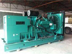 Manutenção GMG Stemac 700 kVA http://www.cbrsolucoesemenergia.com/servicos/manutencao  Menos