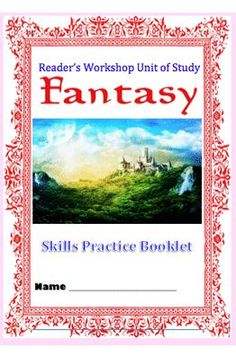 This is a BUNDLED version of both my Fantasy Reading Unit AND my Fantasy writing unit offered at a discounted price. Buy all your Reading and Writing lessons for a month for the cost of two cups of coffee!   The lessons fit perfectly with both the old and updated version the Columbia Teacher's College Writer's Workshop fantasy series of mini-lessons.