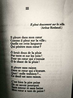 all time favorite poem! Text Quotes, Poetry Quotes, Words Quotes, Sayings, Poetry Poem, French Poems, French Quotes, Famous Quotes From Literature, Writers And Poets