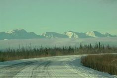 The Alaskan Highway