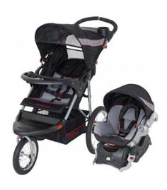 Baby Trend-Baby Trend Expedition LX Travel System, Millennium