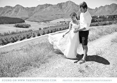 wedding braai relaxedness