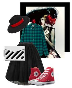 A fashion look from February 2018 featuring collared shirt, midi skirt and red shoes. Browse and shop related looks. Off White, Mango, Converse, Shoe Bag, Disney Princess, Polyvore, Stuff To Buy, Shopping, Collection