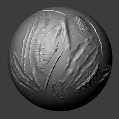 9 Scar Tissue VDM Brush for ZBrush. Very easy to use and perfect for nice and fast details! Zbrush, Nice, Easy, Nice France