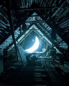 Private Moon.  by Leonid Tishkov & Boris Bendikov.