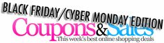 Have you seen our massive #BlackFriday / #CyberMonday sales and deals list yet? Be warned, it's a LONG list...