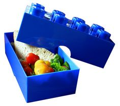 I have this for my son and he LOVES it. Lego lunch box