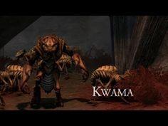 Die Kwama stehen eher am unteren Ende der Nahrungskette im MMORPG The Elder Scrolls Online. Die Eier, der in Morrowind ansässigen Kwama, sind eine wichtige Nahrungsquelle der Dunkelelfen. Die insektoiden Kreaturen lassen sich in drei Formen unterscheiden: Skrib, Arbeiter und Krieger. Sie leben...    Kompletter Artikel: http://the-elder-scrolls-online.mmorpg.de/videos/the-elder-scrolls-online-die-kwama/