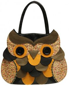 "Irregular Choice""s Twit Twoo Shopper"