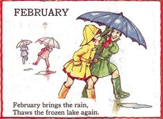 February by Eulalie