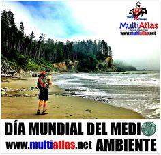 ¡¡Feliz #DiaMundialdelMedioAmbiente!! ¡¡Entra en http://www.multiatlas.net !! #Multiatlas #MarketingDigital #pymes