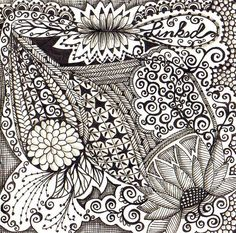 ZenTangle penwork