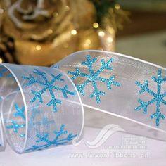 1-4 cents/yd Christmas Organza Ribbon - Buy Christmas Organza Ribbon,Christmas Ribbon,Christmas Printed Ribbon Product on Alibaba.com