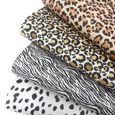 Really Wild Fine Glitter Fabric Sheets White Leopard, Mermaid Scales, Glitter Fabric, Craft Shop, Animal Print Rug, Craft Supplies, Bows, Colours, Guest Room