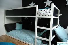 mommo design - IKEA HACKS - Kura bed