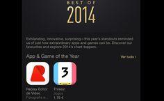 As Melhores Aplicações para a Apple em 2014
