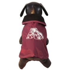 NCAA Stanford Cardinal All Weather Resistant Protective Dog Outerwear