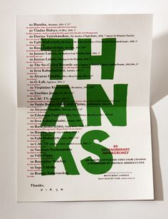 #graphic #poster #thank you