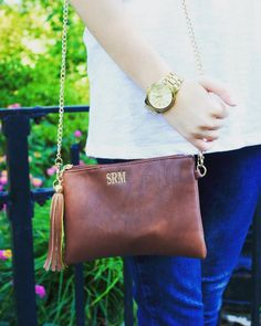 crownsandcollars:  Monograms from @marleylilly make an outfit  (at Central Park)