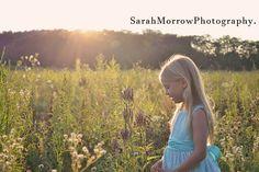 CHILD, SUNSET
