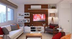 Sala de estar decoração