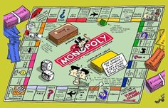 Just in time for Christmas 2012 Hasbro have released an exciting new version of Monopoly called 'Monopoly Millionaire'. Monopoly, Board Games, All About Time, Classic, Forget, Modern, Derby, Trendy Tree, Tabletop Games