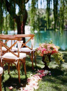 truly a gorgeous setting!  Ana Rosa