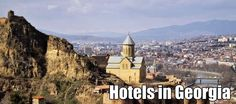 Find the best deals on all hotels in Georgia with Dennis Dames Hotel Finder International by comparing 1000's of low rates and quality hotel reservations sites at once. Best Price Guaranteed!