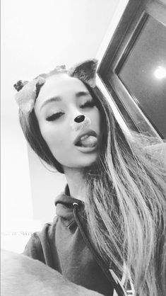 Ariana Grande-Cute New Instagram Photo.:).