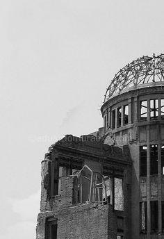 Hiroshima Peace Dome, Japan